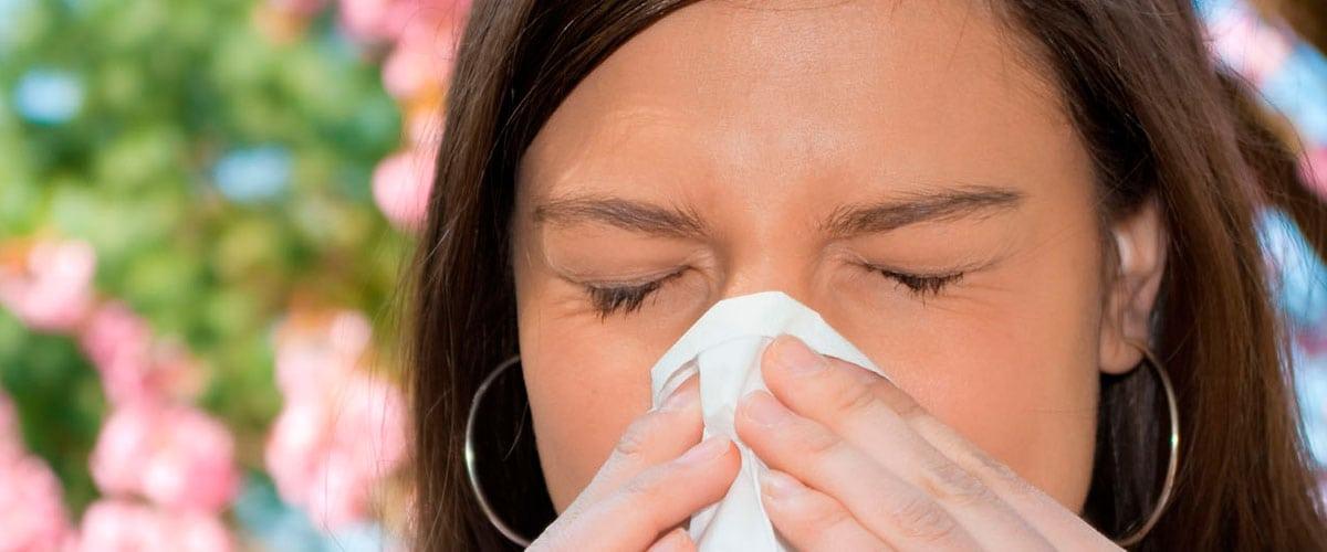 Remedios caseros para combatir las alergias