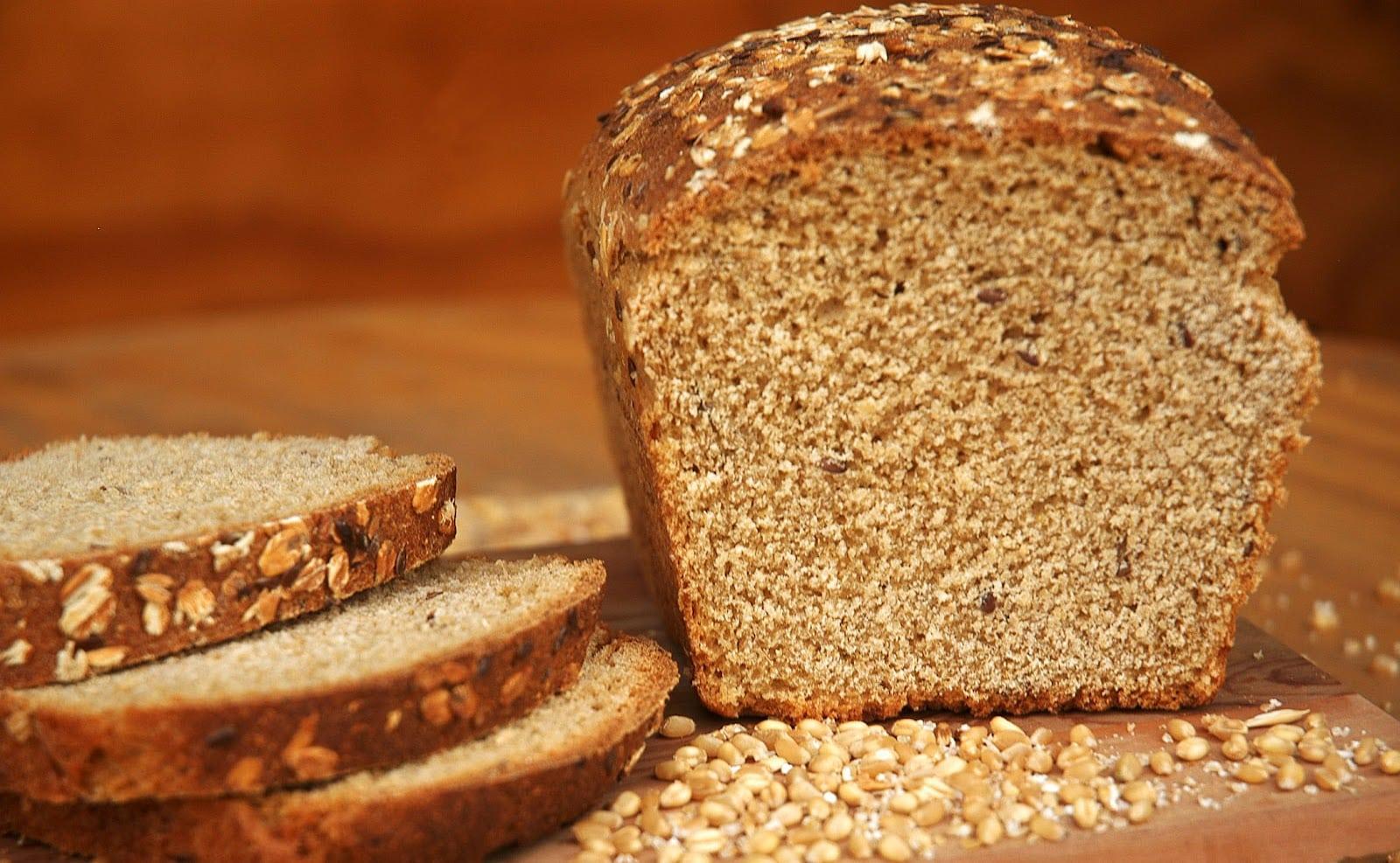 Pan integral para el estreñimiento