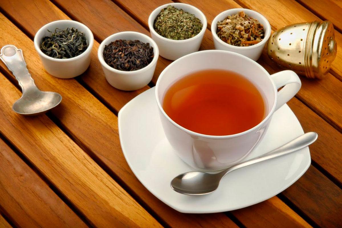 Aprende sobre los usos y variedades de tés