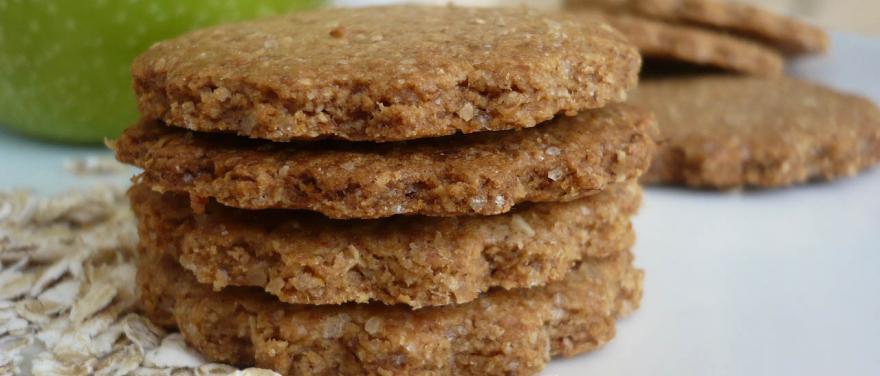 Deliciosas galletas para la anemia