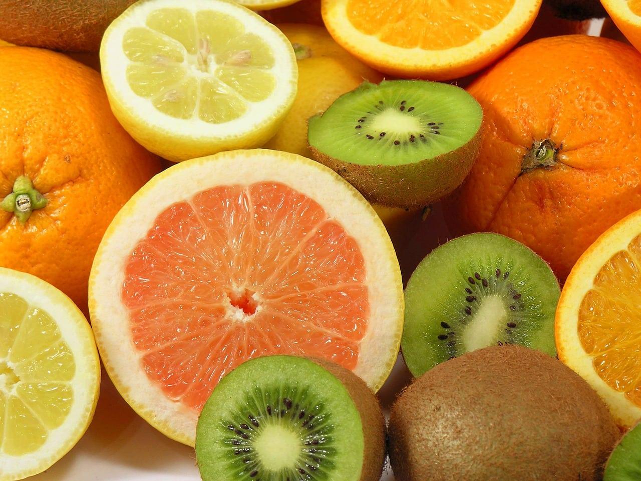 Alimentos que nos aportan colágeno para la piel
